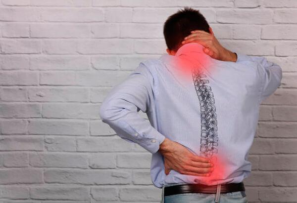 Остеопатия от болей в желудке