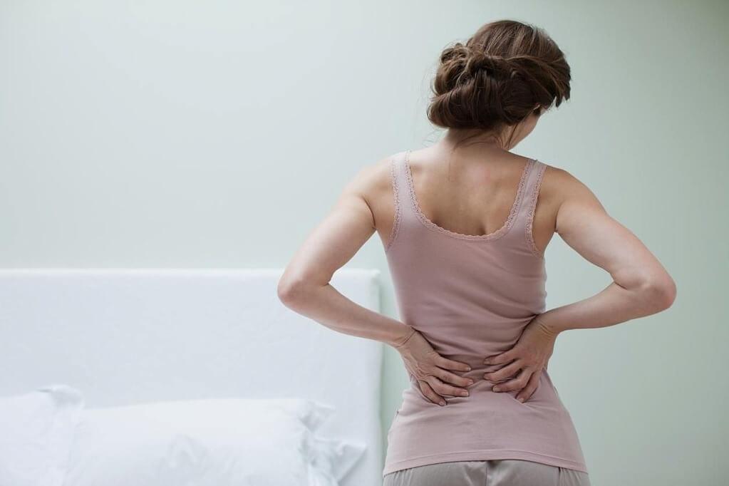 После остеопата: обострение после остеопата
